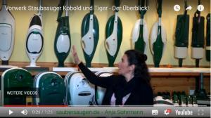 Überblick aller Kobold und Tiger Modelle