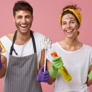 Putzen für Paare