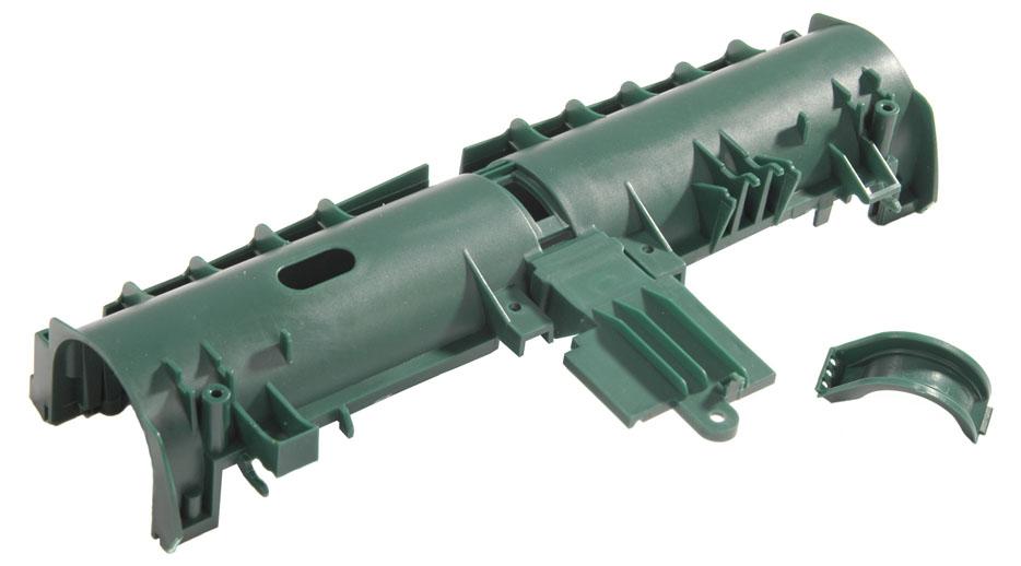 2 Bügel für Getriebetunnel passend für Vorwerk Elektrobürste EB 350 EB 351