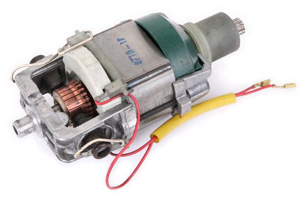 Motor für Vorwerk Elektrobürste ET340