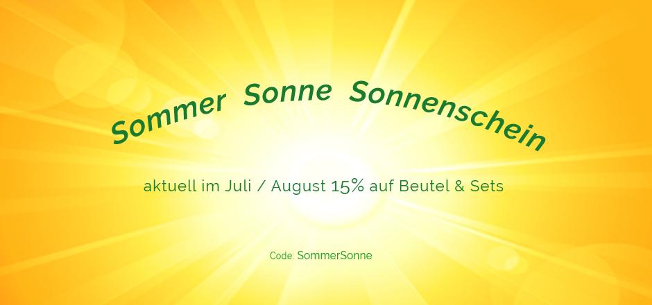 SommerSonneSonnenschein